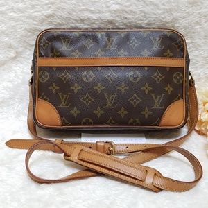 Louis Vuitton Trocadero 27 Crossbody Monogram